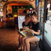 Photo taken at Amigo's Authentic Mexican Food by Erik B. on 9/28/2013