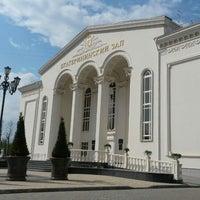Photo taken at Екатерининский зал by Ann E. on 4/25/2014