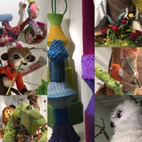 Photo Taken At Lion Brand Yarn Outlet By Doreen E On 1 30