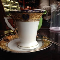 Photo taken at Tea Zone & Camellia Lounge by Rurik N. on 3/8/2014