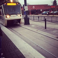 Photo taken at TriMet N Lombard Transit Center by Rurik N. on 2/3/2014