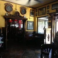Photo taken at Hibernian Pub by Jim M. on 4/3/2013