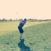 Photo taken at Tiffany Greens Golf Club by Ryan R. on 5/3/2014