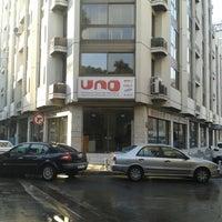 Photo taken at UNO DONANIM TAN. BURO MAK. VE TEK. SERV. HİZ. LTD. ŞTİ. by Özgür S. on 12/8/2013