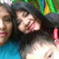 Photo taken at Chikukis salón de fiestas infantiles by Mayra T. on 2/20/2016