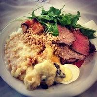 Photo taken at Cheiro Verde Restaurante by Allan B. on 12/10/2013