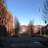 Photo taken at University of Washington Tacoma by Roger G. on 1/2/2013