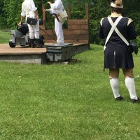 Photo taken at Stony Point Battlefield and Lighthouse by Laura C. on 5/30/2016