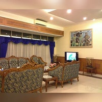 Photo taken at Executive Lounge Husein Sastranegara International Airport by Lintan F. on 11/23/2015