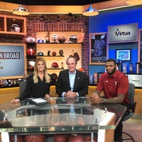Photo taken at Comcast SportsNet by Larry D. on 11/6/2015