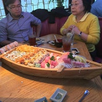 Photo taken at US Sushi by Eric C. on 4/20/2015
