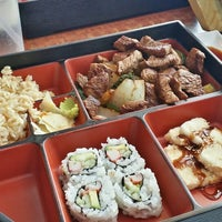 Photo taken at US Sushi by Eric C. on 3/9/2015