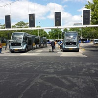 Photo taken at Bus 401: Eindhoven Centraal Station - Eindhoven Airport by rob o. on 7/2/2014