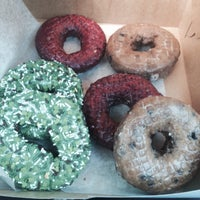 Photo taken at Spunky Dunkers by carol g. on 3/8/2015