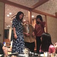 Photo taken at 焼肉 やる気 高野店 by Sarara T. on 6/29/2017