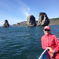 Photo taken at Pacific Ocean by Svetlana S. on 7/22/2014