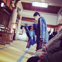 Photo taken at 富松神社 by spdspd on 2/1/2014