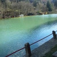 Photo taken at Ristorante Lago lo Specchio Spedaletto by Teresa V. on 2/23/2014