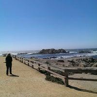Photo taken at Bird Rock by Paul B. on 9/17/2013