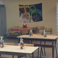 Photo taken at École Communale de baisy-thy by Mieke C. on 12/6/2013