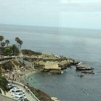 Das Foto wurde bei La Jolla Shores Beach von Tina M. am 7/28/2013 aufgenommen