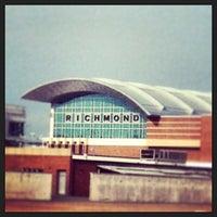 Photo taken at Richmond International Airport (RIC) by Megan S. on 12/28/2012