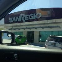 Photo taken at Banregio by Ulises G. on 3/18/2014