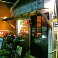 Photo taken at BEER BAR GARAGE by uchikoc on 7/20/2013