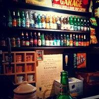 Photo taken at BEER BAR GARAGE by uchikoc on 11/14/2013