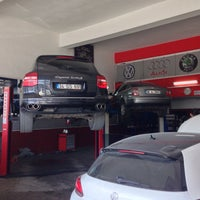 Photo taken at An-ka Volkswagen by Sefa A. on 4/6/2016