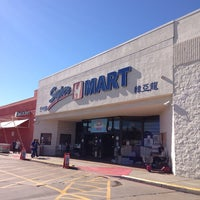 Photo taken at Super H-Mart by Othanie C. on 1/11/2014