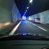 Photo taken at A12 - Genova Est by Jack Grifo on 3/23/2013