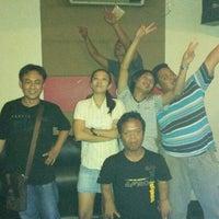 Photo taken at Cita Rasa Karaoke by Brill Vic S. on 2/7/2014