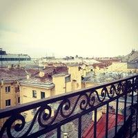 Снимок сделан в Anabel Hotel пользователем Ksenya C. 12/22/2013
