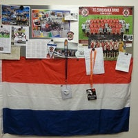 Photo taken at Embassy of the Kingdom of the Netherlands by Marek F. on 2/18/2014
