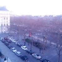 Das Foto wurde bei Cité Internationale des Arts von Malik R. am 4/14/2013 aufgenommen