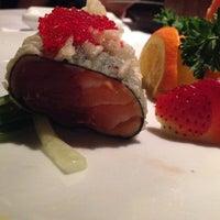 Photo taken at Aikawa Sushi by Paul P. on 3/8/2014