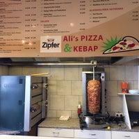 Photo taken at Ali's Pizza & Kebap by Matthias R. on 5/27/2017