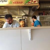 Photo taken at Ali's Pizza & Kebap by Matthias R. on 5/6/2017