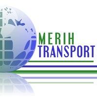 Photo taken at Merih Transport by Erman K. on 12/2/2013
