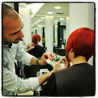 Photo taken at Cut my Hair by Konstantinos T. on 3/28/2014