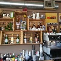 Photo taken at Frankie Coffee Bar by Vasilis B. on 4/13/2014