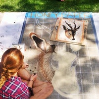 Photo taken at Santa Ynez Valley Union High School by Honey P. on 4/8/2014