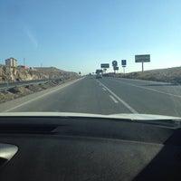 Photo taken at Ankara Kayseri Malatya Otoyolu by Xxx on 1/15/2014