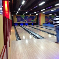 Photo taken at Funky Park & Bowling by Xxx on 1/28/2014