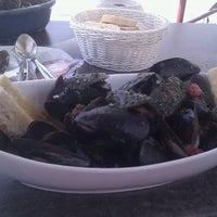 Photo taken at Osteria del porto by Tamara T. on 10/8/2013