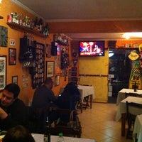 7/28/2013 tarihinde Bernhard S.ziyaretçi tarafından Bongiorno Pizzaria'de çekilen fotoğraf
