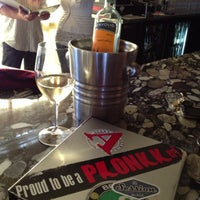 Photo taken at Plonk! Beer & Wine Bistro by David Lorms A. on 6/27/2013