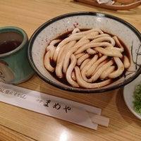 Photo taken at めん処まめや by mjrec on 2/27/2016