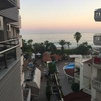6/16/2016 tarihinde Fatih S.ziyaretçi tarafından Savk Hotel Alanya'de çekilen fotoğraf